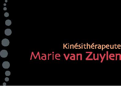 Marie van Zuylen - Kinésithérapeute